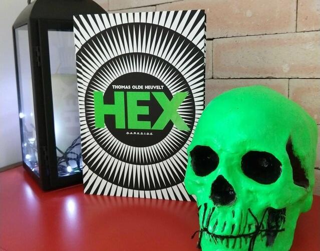 HEX, de Thomas Olde Heuvelt