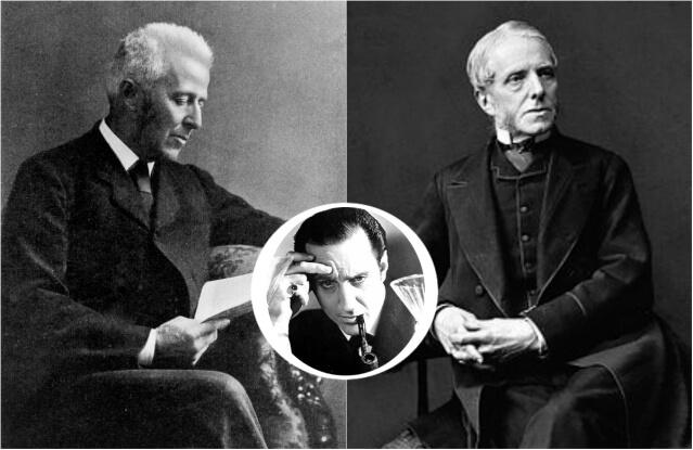 Autor diz que dois médicos foram inspiração para Sherlock