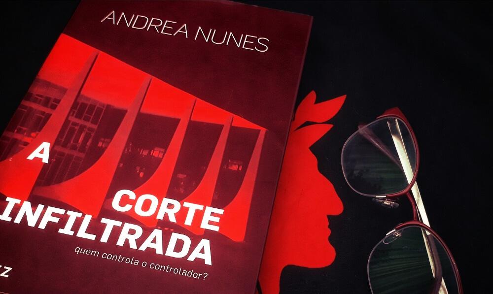 O assassinato de um monge budista dá o tom do mistério em A Corte Infiltrada, de Andrea Nunes