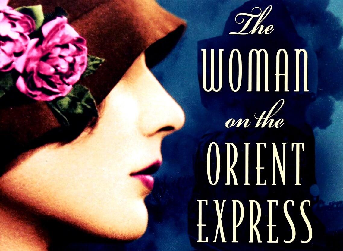 Agatha Christie vira personagem de romance no trem Orient Express