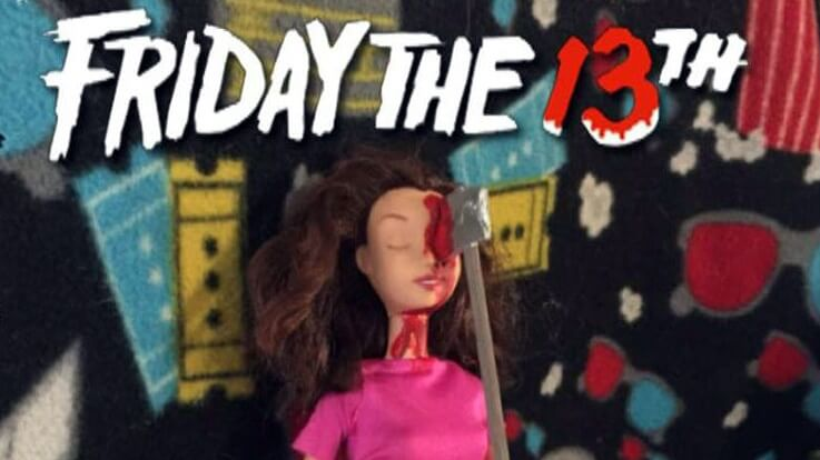 Quando Barbies viram personagens de filmes de terror