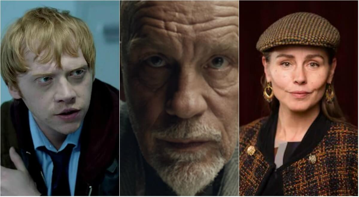SÉRIES DE TV   Conheça o elenco de Os Crimes ABC, série de Agatha Christie