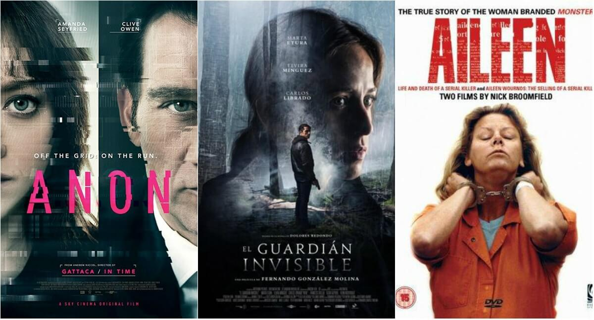 12 filmes sobre serial killers na Netflix