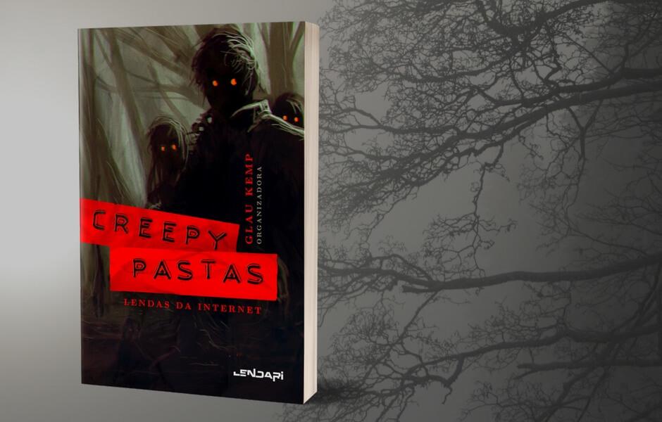 Editora lança antologia sobre lendas e investigações da internet