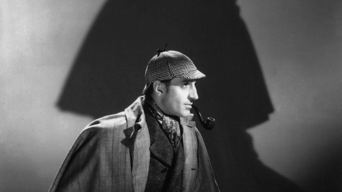 Basil Rathbone foi o primeiro Sherlock que marcou o cinema
