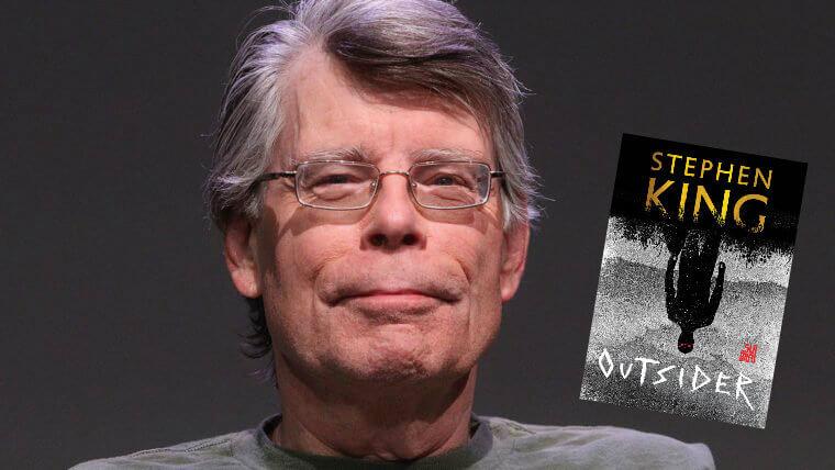 Outsider, de Stephen King, vai virar série de TV
