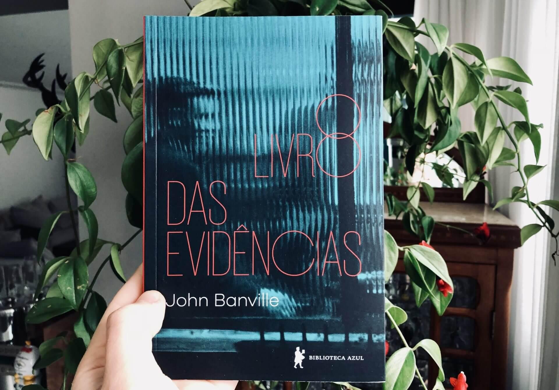 """Confissões de um crime em """"O Livro das Evidências"""", de John Banville"""