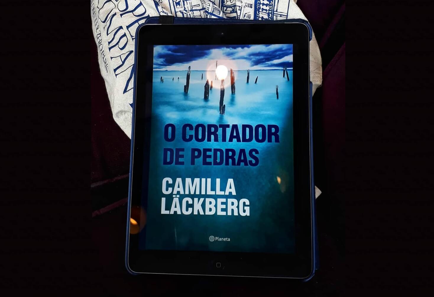 O Cortador de Pedras, um suspense nórdico de Camilla Läckberg