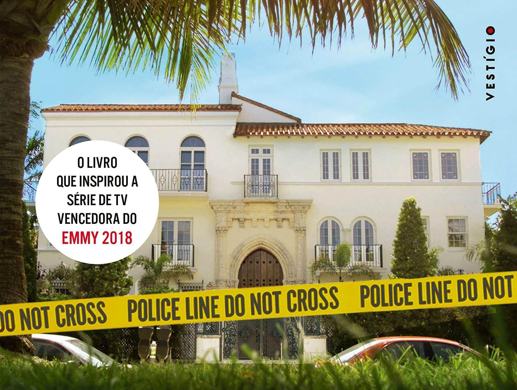 Editora Vestígio publica livro sobre assassino do estilista Versace