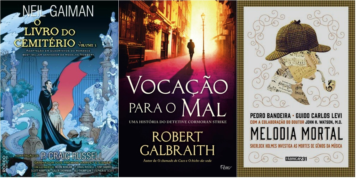 ESQUENTA BLACK FRIDAY | 10 e-books de suspense da Editora Rocco em oferta