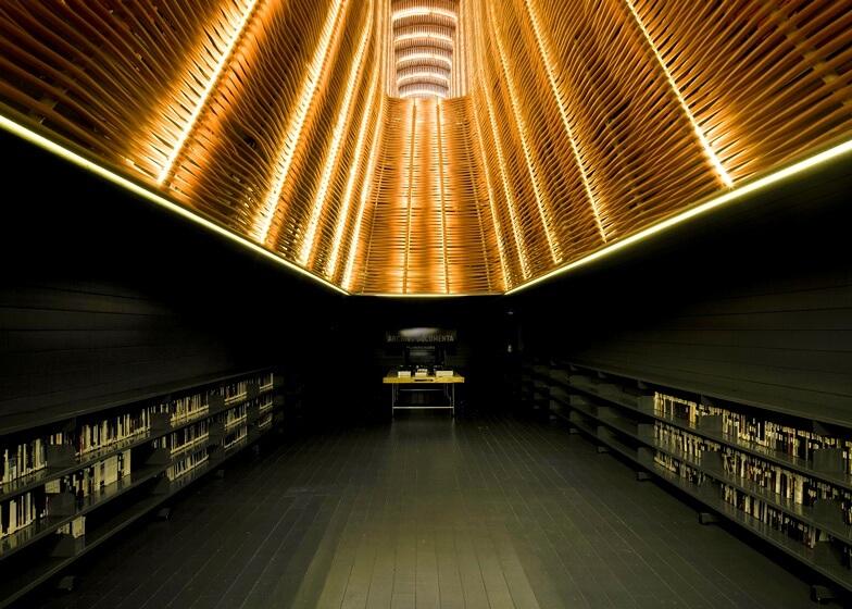 12 bibliotecas futuristas no mundo