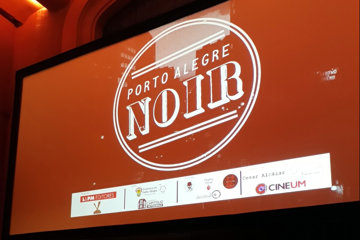 2ª edição do Porto Alegre Noir acontece em abril de 2019