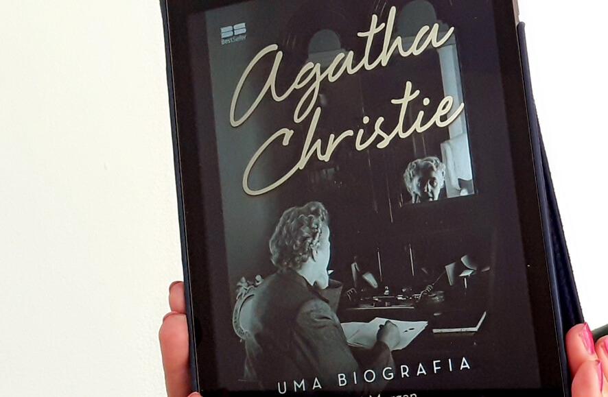 A biografia de Agatha Christie que todo mundo deveria ler