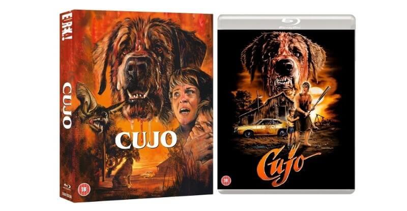 Cujo ganha 7 horas de conteúdo extra em Blu-ray