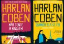 Livros de Harlan Coben são relançados com capas novas