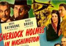 Sherlock Holmes em Washington estreava em 30 de abril de 1943