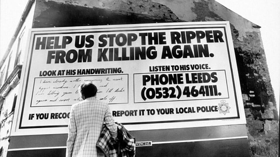 Netflix está preparando um documentário sobre O Estripador de Yorkshire