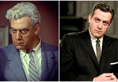 Raymond Burr, de Hitchcock a Perry Mason