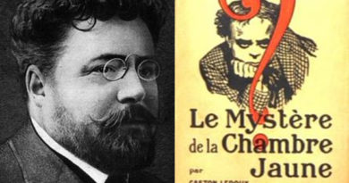 5 curiosidades sobre Gaston Leroux e o detetive Joseph Rouletabille
