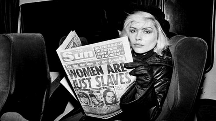 Debbie Harry quase se tornou vítima do serial killer Ted Bundy