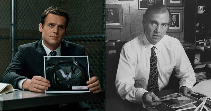 MINDHUNTER | Ex-agente do FBI critica filmes sobre Ted Bundy