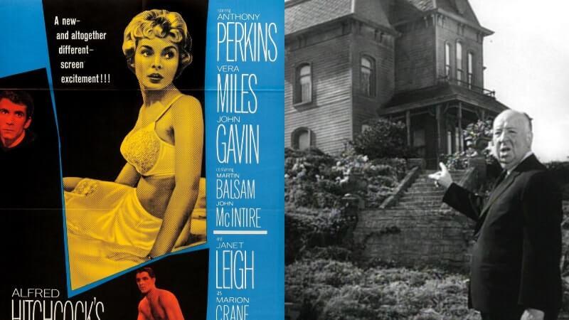 PSICOSE | Conheça 6 curiosidades sobre o clássico de Alfred Hitchcock
