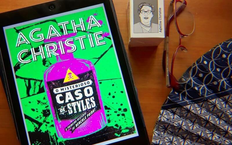 O MISTERIOSO CASO DE STYLES | Primeiro romance policial de Agatha Christie