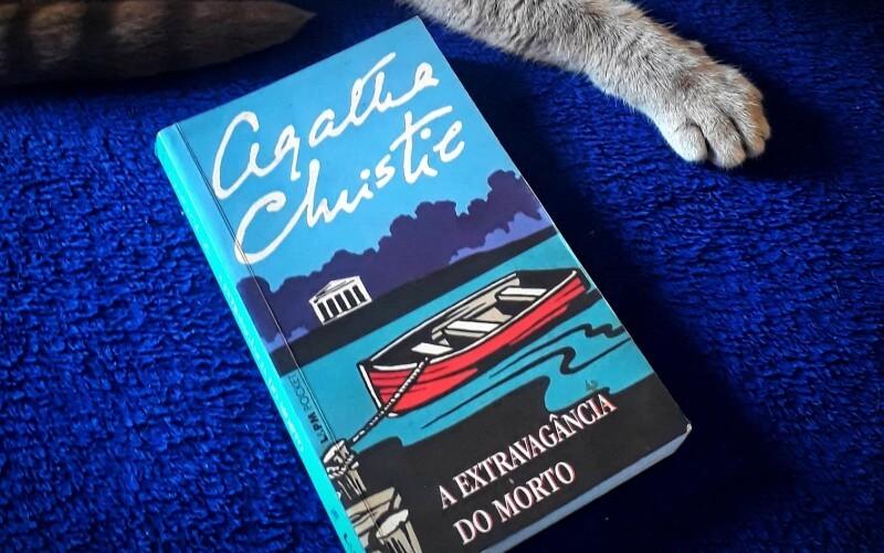 A EXTRAVAGÂNCIA DO MORTO | Tudo sobre o romance policial de Agatha Christie
