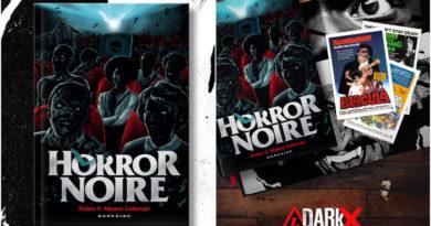 Darkside Books lança livro sobre a representação negra no cinema de terror