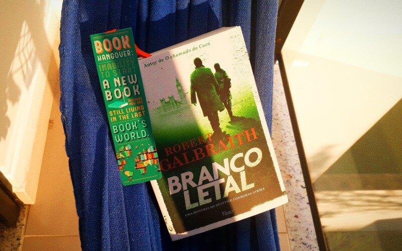 BRANCO LETAL | O detetive Strike investiga a aristocracia britânica