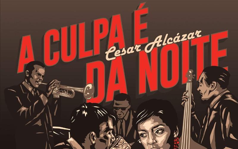 """Cesar Alcázar lança """"A Culpa é da Noite"""" em Porto Alegre"""