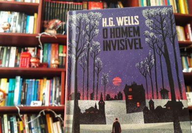 O Homem Invisível, de HG Wells, ainda é uma leitura atual