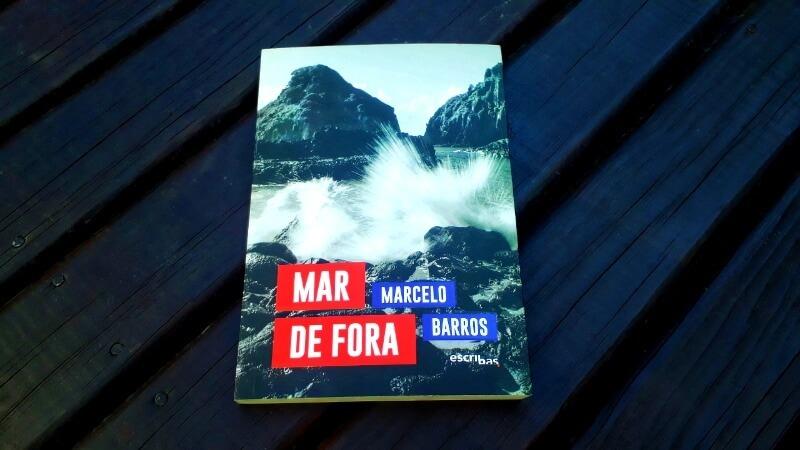 """""""Mar de Fora"""" mostra paraíso e inferno do delegado Fausto Areias"""