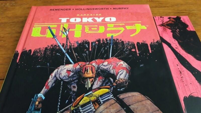 TOKYO GHOST   A violência indomável de cada um