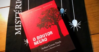 Leia as 15 primeiras páginas de O Doutor Negro, de Arthur Conan Doyle