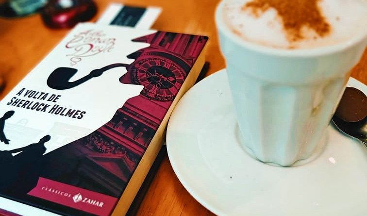 A Volta de Sherlock Holmes traz 13 contos clássicos do detetive