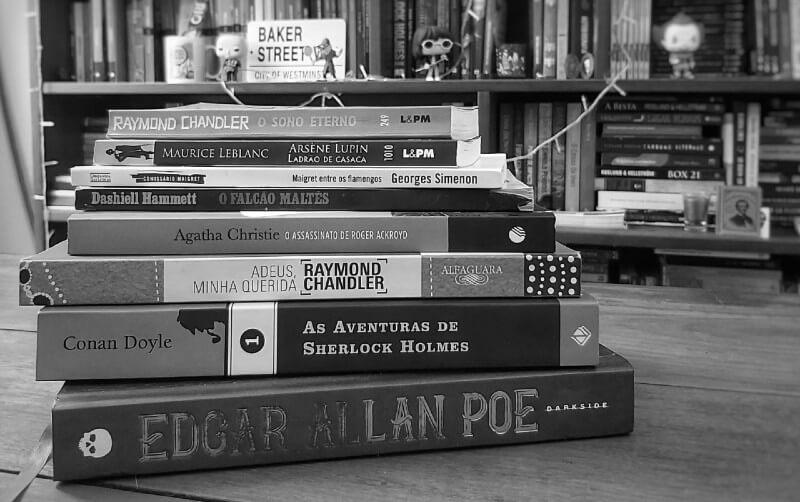 7 clássicos da literatura policial para conhecer o gênero