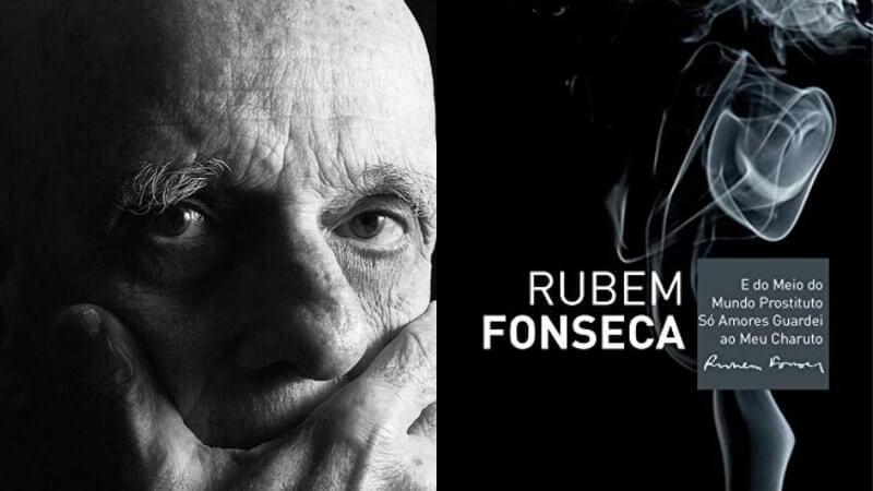 RUBEM FONSECA | Conheça os livros com o detetive Mandrake