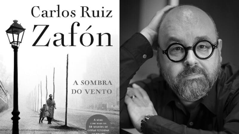 CARLOS RUIZ ZAFÓN | 8 livros para conhecer a obra