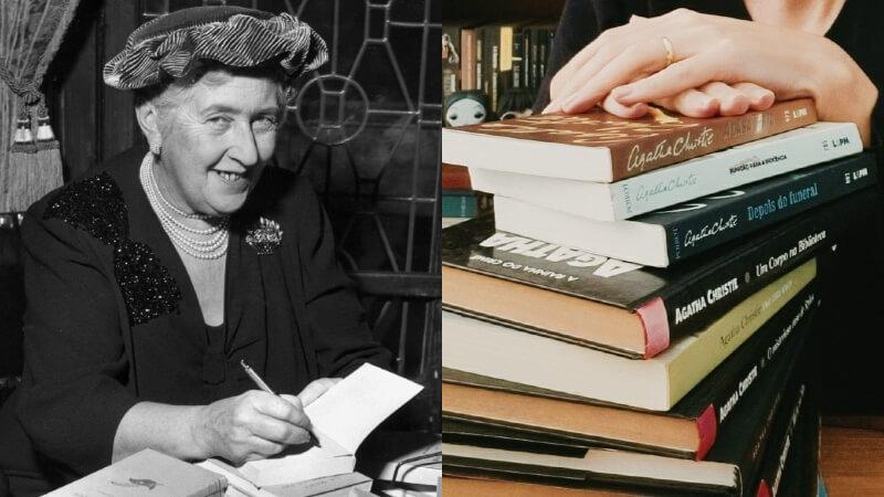 TOP 10 | Os melhores livros de Agatha Christie