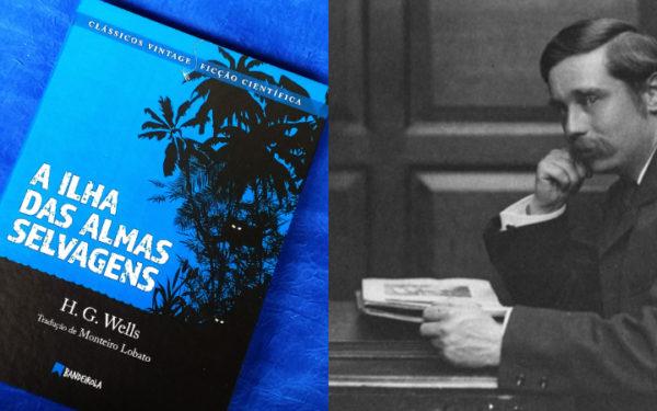APOIE NO CATARSE | A ilha das almas selvagens, clássico de HG Wells