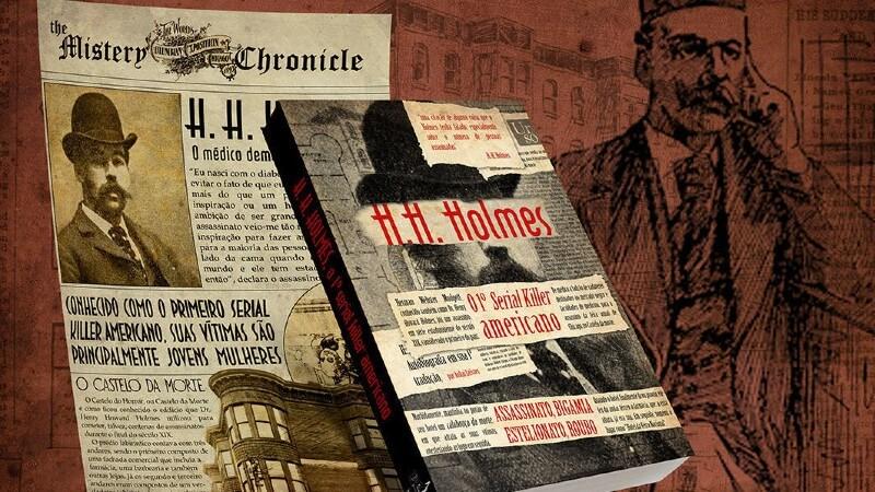 APOIE | Livro sobre o primeiro serial killer americano está em financiamento coletivo