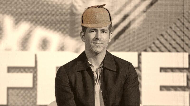 Ryan Reynolds pode viver Sherlock Holmes na Netflix