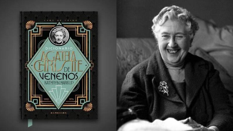 Rainha do crime e venenos, Agatha Christie ganha dicionário