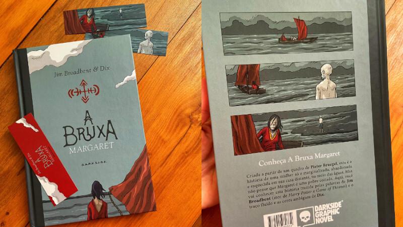 [RESENHA+SORTEIO] – A Bruxa Margaret, de Jim Broadbent & Dix