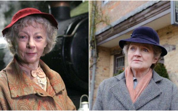 Agatha Christie's Marple , uma série para fãs de literatura policial