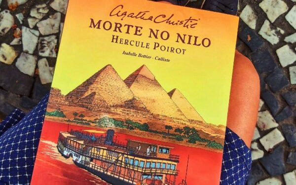 QUADRINHOS | Morte no Nilo, de Agatha Christie