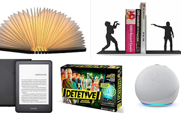 BOOKLOVER | 17 presentes para quem ama livros