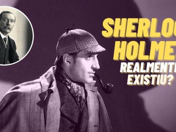 Sherlock Holmes realmente existiu?