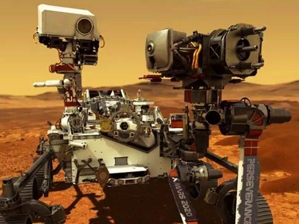 Qual a relação entre o robô que pousou em Marte e Sherlock e Watson?